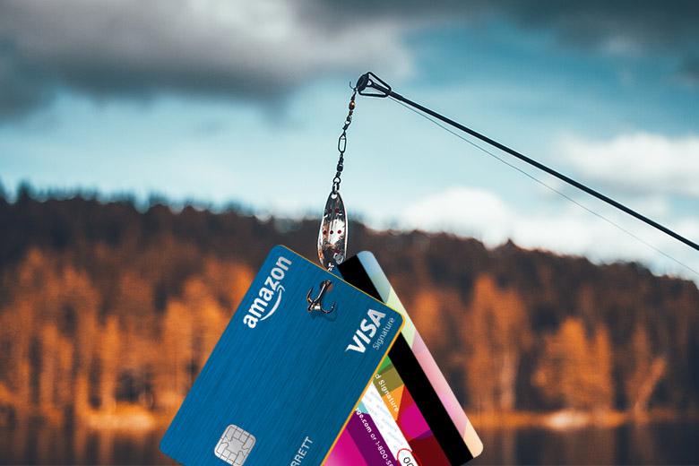 Vislabākā metode, kā atrast pareizo veikala kredītkarti